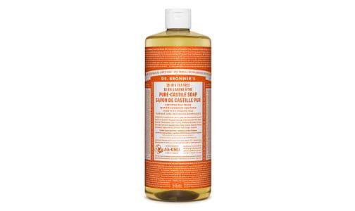 Tea Tree Oil Castile Liquid Soap- Code#: PC0116