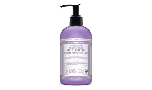 Organic Hand Sugar Soap - Lavender- Code#: PC0120