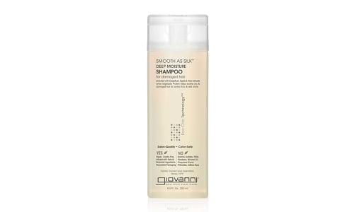 Smooth as Silk Shampoo- Code#: PC0154