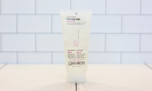 L.A. Hold - Natural Styling Gel- Code#: PC0157