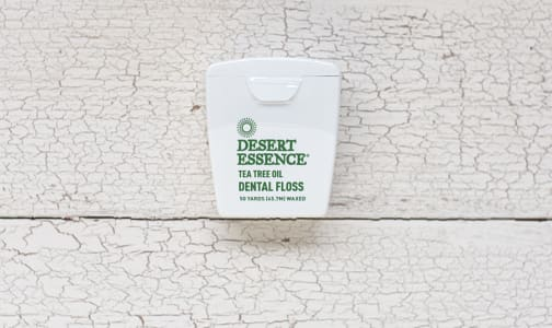 Tea Tree Dental Floss- Code#: PC0163