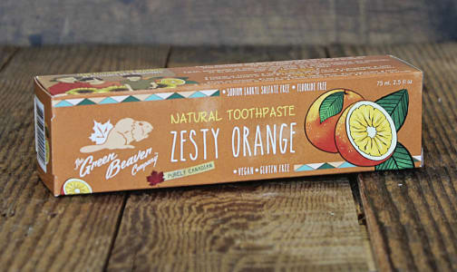 Zesty Orange Toothpaste- Code#: PC0167