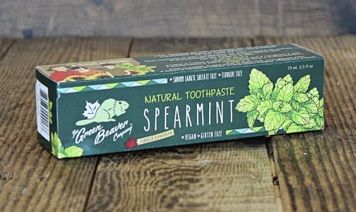 Spearmint Toothpaste- Code#: PC0169