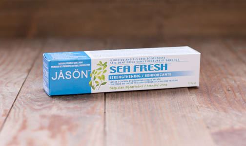 Sea Fresh Spearmint Toothpaste- Code#: PC0173