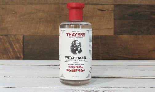 Alcohol Free Witch Hazel - Rose Petal- Code#: PC0184
