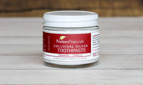 Mineral Rich Toothpaste - Cinnamon- Code#: PC0194