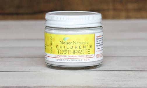 Strawberry Banana Toothpaste- Code#: PC0198