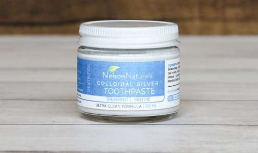 Mineral Rich Toothpaste - Spearmint- Code#: PC0199