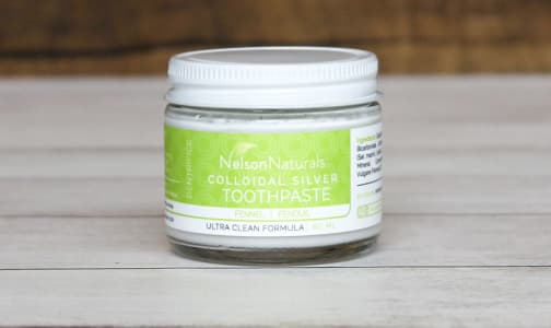 Mineral Rich Toothpaste - Fennel- Code#: PC0203