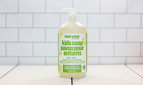 Every Kid 3-in-1 Soap Tropical Coconut Twist- Code#: PC0217