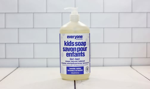 Every Kid 3-in-1 Soap Lavender Lullaby- Code#: PC0218