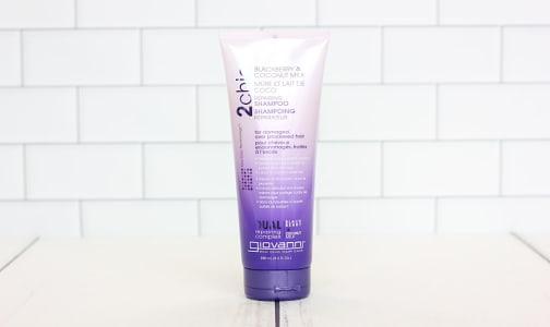 Organic Repairing Shampoo, Blackberry & Coconut Milk- Code#: PC0239