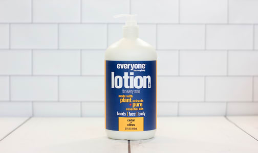 Every Man 3-in-1 Lotion - Cedar & Citrus- Code#: PC0240