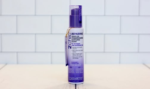 2chic® Repairing Leave-In Conditioning & Styling Elixir- Code#: PC0249