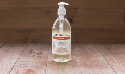 Orange Vanilla Body Wash- Code#: PC0273