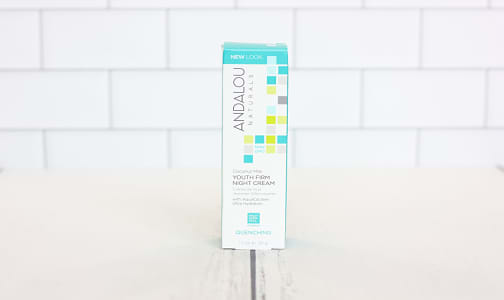 Coconut Water. Youth Firm Night Cream- Code#: PC0287
