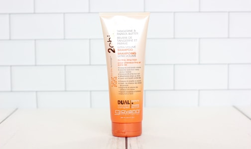 2Chic Ultra Volume Shampoo - Tangerine Papaya- Code#: PC0290