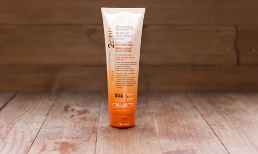 2Chic Tangerine + Papaya Butter Ultra Volume Conditioner- Code#: PC0291