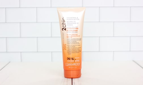 2Chic Ultra Volume Conditioner - Tangerine Papaya- Code#: PC0291