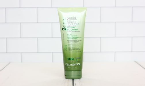 2chic® Ultra-Moist Shampoo - Avocado & Olive Oil- Code#: PC0292