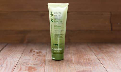 2Chic Avocado & Olive Oil Ultra Moist Conditioner- Code#: PC0293