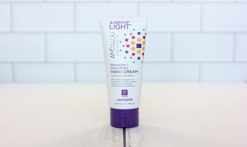 Lavender Shea Hand Cream- Code#: PC0295