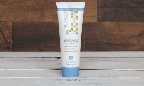 Clementine Ginger Energizing Body Lotion- Code#: PC0357