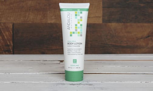 Aloe Mint Cooling Body Lotion- Code#: PC0359