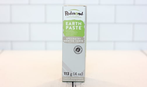 Redmond Earthpaste - Spearmint 4 oz- Code#: PC0364