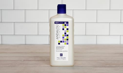 Lavender Biotin full  Volume Shampoo- Code#: PC0379