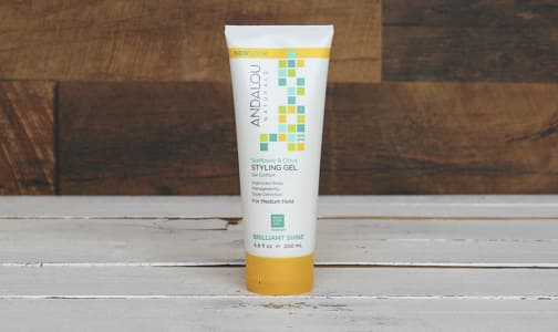 Sunflower Citrus  Shine Styling Gel- Code#: PC0395