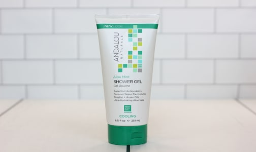 Aloe Mint Shower Gel- Code#: PC0407