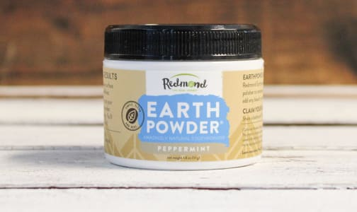 Earthpowder Peppermint- Code#: PC0461
