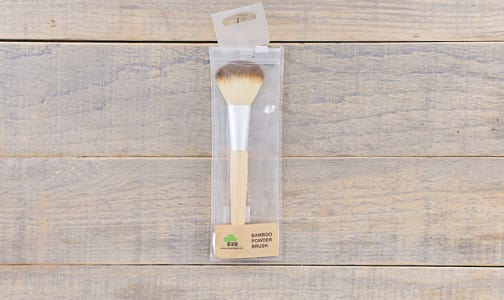 Bamboo Powder Brush- Code#: PC0470