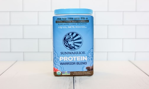 Organic Warrior Blend 3.0 Chocolate- Code#: PC0536
