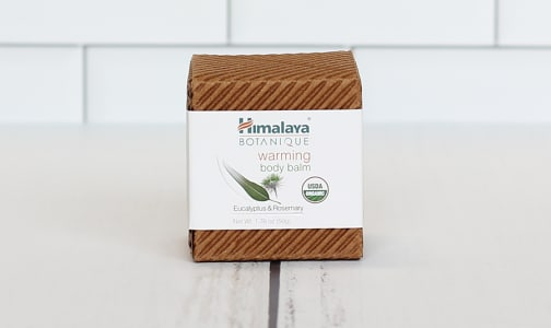 Warming Body Balm- Code#: PC0597