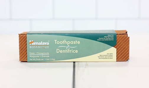Toothpaste Neem Pomegranate- Code#: PC0616