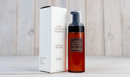Organic Bearberry Skin Balancing Face Wash- Code#: PC0642