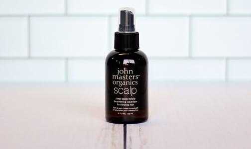 Deep Scalp Follicle Treatment & Volumizer For Thinning Hair- Code#: PC0648