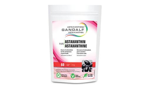 Astaxanthin 4 mg- Code#: PC0671