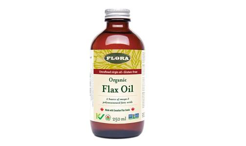 Flax Oil - GMO Free- Code#: PC0682