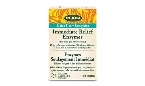 Immediate Relief Enzyme- Code#: PC0690