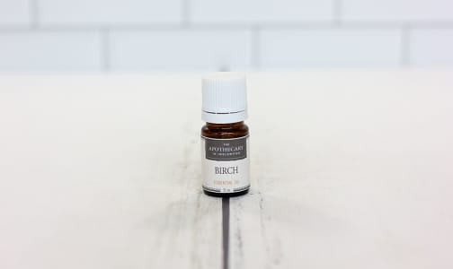 Birch, Essential Oil- Code#: PC0697