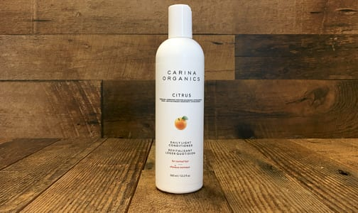 Organic Citrus Conditioner Daily Light- Code#: PC0719