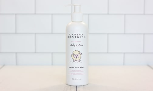 Baby Lotion - Unscented- Code#: PC0724