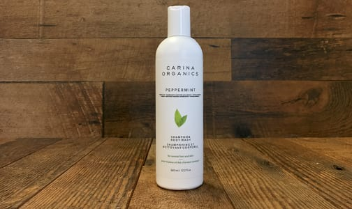 Peppermint Shampoo + Body Wash- Code#: PC0728