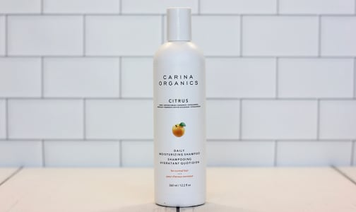 Daily Moisturizing Shampoo - Citrus- Code#: PC0738