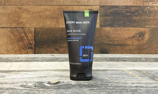 Face Scrub, Signature Mint- Code#: PC0761