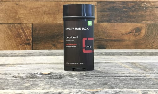 Deodorant, Cedarwood- Code#: PC0768