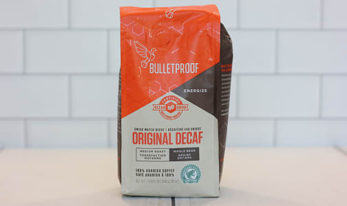 The Original Whole Bean, Decaf- Code#: PC0777
